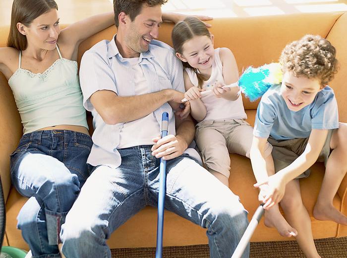 家庭清洁小窍门