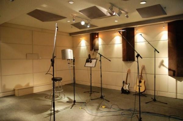 录音室吸音材料