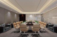 企业会议室墙壁和顶面用什么材料装修吸音效果好?